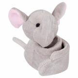 Pluszowa opaska zwijana, słoń | Manny (HE724-19)