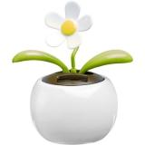 Doniczka z kwiatkiem (V9527-02)