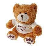 Maskotka Teddy Bear, brązowy  (R73851)