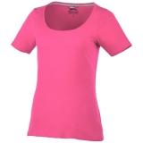 Slazenger Damski T-shirt Bosey z krótkim rękawem i dekoltem (33022210)