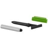 Długopis ze stylusem i czyścikiem do ekranów Robo (12358303)