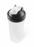Kubek do odżywek i koktajli SHAKER 600 ml czarny (17641-02)