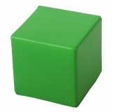 Antystres Cube, zielony z logo (R73916.05)