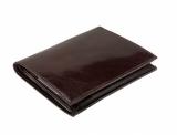 Portfel LEON brązowy w pudełku (07030-09)