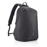 """Bobby Soft, plecak na laptopa 15,6"""", chroniący przed kieszonkowcami, wykonany z RPET (V0998-03)"""