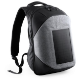 Plecak na laptopa i tablet, ładowarka słoneczna (V0713-19)