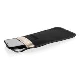 Etui na telefon blokujące sygnał i promieniowanie, RFID (P820.531)
