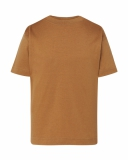 T-shirt dla dzieci 150 BROWN (TSRK 150 BR)