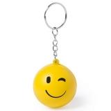 Brelok, antystres uśmiechnięta buzia (V2886-08B)