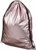 Błyszczący plecak Oriole ze sznurkiem ściągającym (12047003)