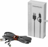 Avenue Oryginalny kabel do ładowania Paramount 3w1 (12396300)