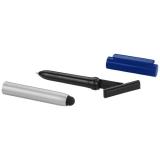 Długopis ze stylusem i czyścikiem do ekranów Robo (12358301)