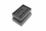 Pudełko czarne do 2 elementów (dług.+ USB) (02008)