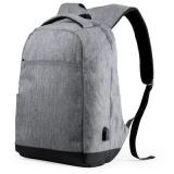 """Plecak chroniący przed kieszonkowcami, plecak na laptopa 15"""", ochrona przeciw RFID (V0731-19)"""