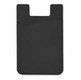 SILICARD Silikonowe etui do kart płatniczych z logo (MO8736-03)