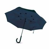 DUNDEE Dwostronny parasol z logo (MO9002-04)