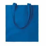 COTTONEL COLOUR ++ Bawełniana torba na zakupy z logo (MO9846-37)