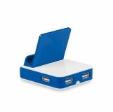 Hub USB, stojak na telefon (V3318-11)