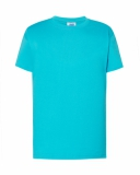 T-shirt dla dzieci 190 TURQUOISE (TSRK 190 TU)