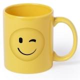 "Kubek 400 ml ""uśmiechnięta buzia"" (smile) (V8929-08B)"