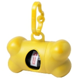 Zasobnik z woreczkami na psie odchody (V7895-08)