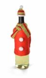 Sweterek na wino czerwony (08053)