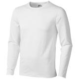 Slazenger Męski T-shirt Curve z długim rękawem (33013011)