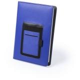 Notatnik, okładka wielokrotnego użytku (V2882-11)