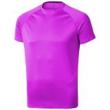 Elevate Męski T-shirt Niagara z krótkim rękawem z tkaniny Cool Fit odprowadzającej wilgoć (39010206)