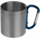 Metalowy kubek 200 ml z logo (8136704)