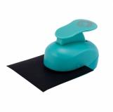 Dziurkacz Happier, jasnoniebieski z logo (R64336.28)