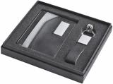 Zestaw portfel i brelok z logo (9286103)