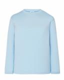 T-shirt dla dzieci 150 SKY BLUE (TSRK 150 LS SK)