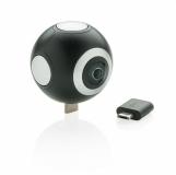 Kamera 360 z podwójnym obiektywem (P330.951)