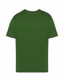 T-shirt dla dzieci 150 BOTTLE GREEN (TSRK 150 BG)