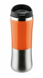 Kubek termiczny KAZO 350 ml - pomarańczowy (17258-07)