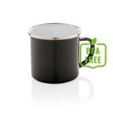 Emaliowany kubek 350 ml w stylu vintage (P432.351)