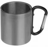 Metalowy kubek 200 ml z logo (8136703)