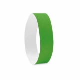 TYVEK# Opaska na rękę Tyvek® z logo (MO8942-09)