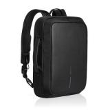 """Bobby Bizz, plecak na laptopa 15,6"""" i tablet 10"""", torba chroniąca przed kieszonkowcami (V0995-03)"""
