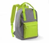 Plecak SAKIDO zielony jasny (20226-13)