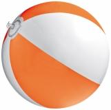 Dmuchana piłka plażowa 26 cm z logo (5105110)