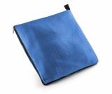 Koc 2 w 1 niebieski (20405-03)