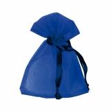Worek na prezenty, niebieski z logo (R22920.04)