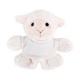 Fraidy, pluszowa owca, magnes (HE761-02)