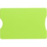 Etui na kartę kredytową z ochroną RFID (V9878-10)