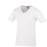 Slazenger Męski T-shirt Bosey z krótkim rękawem z dekoltem w serek (33021010)