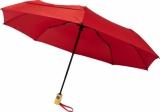 Avenue Składany, automatycznie otwierany/zamykany parasol Bo 21? wykonany z plastiku PET z recyklingu (10914304)
