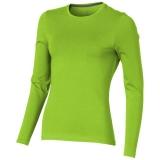 Elevate Damski T-shirt organiczny Ponoka z długim rękawem (38019680)