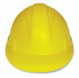 MINEROSTRESS Antystres kask z PU z logo (MO8685-08)